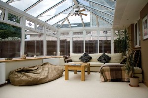 Conservatory extension in Swords, Co. Dublin